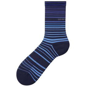 Shimano Original Tall Socks, navy/blue